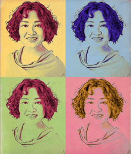 author, professor, women empowerment