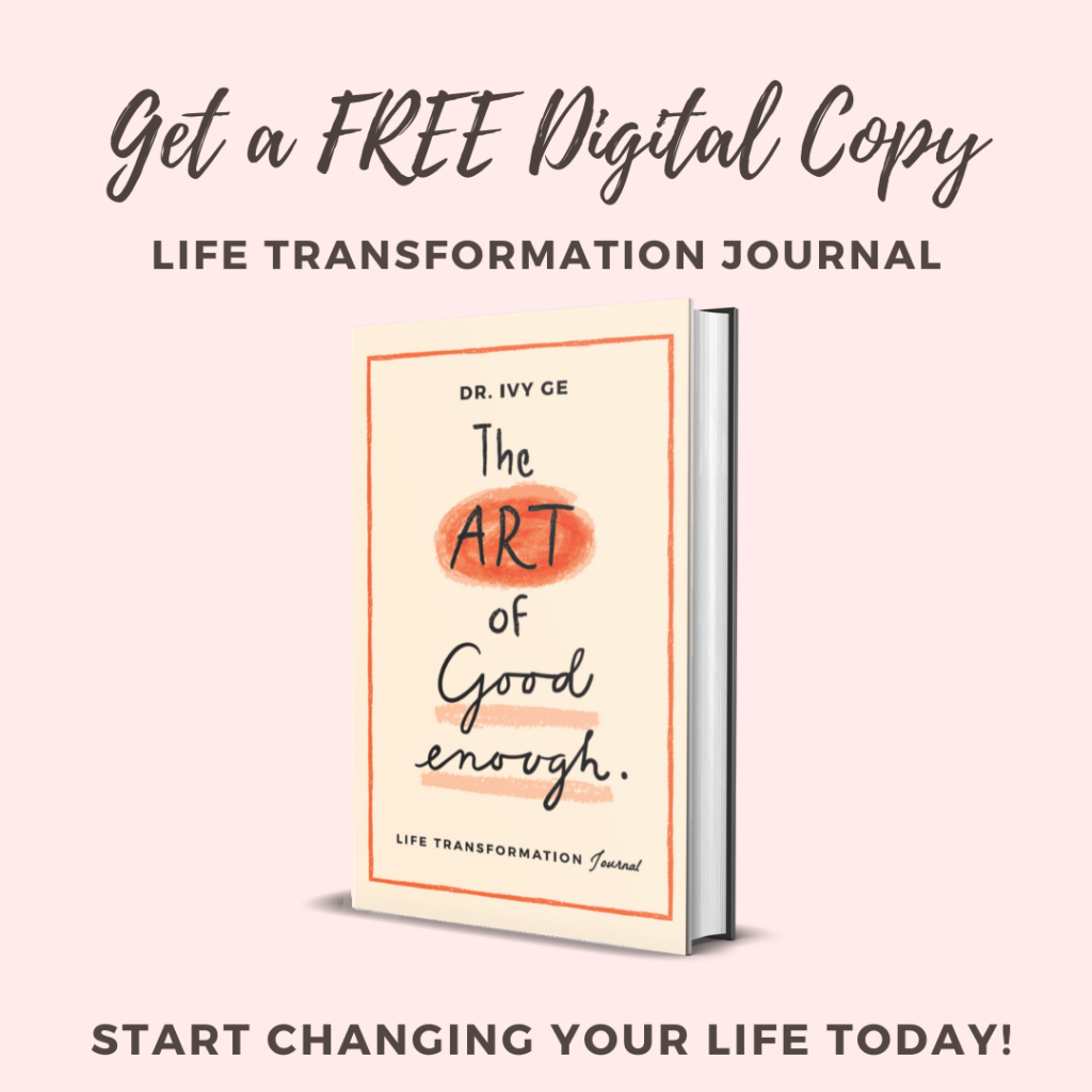 Free digital copy of Life Transformation Journal