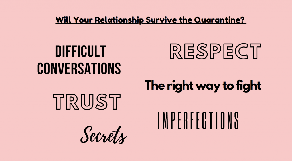 Strengthen Relationship During Quarantine