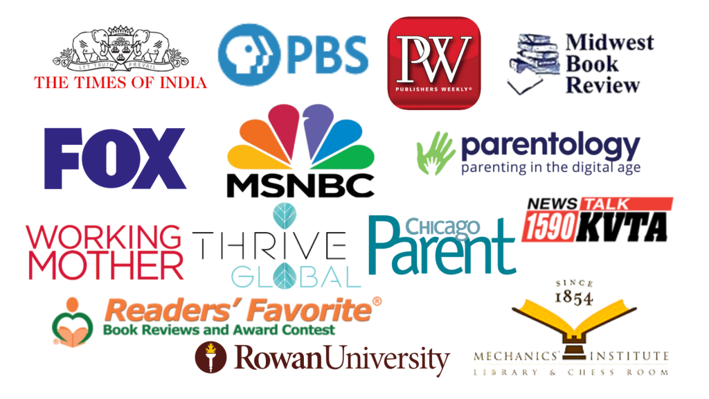 Dr. Ivy Ge's writing, speaking, and books have been featured on these media channels