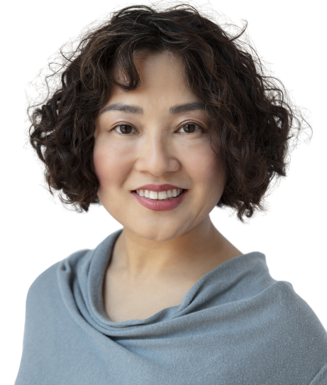 Dr. Ivy Ge, speaker, professor, author of The Art of Good Enough