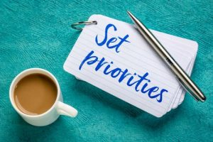 How to Set Priorities When Everything Is Important?