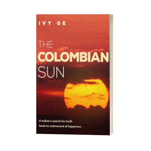 The Colombian Sun Book Cover